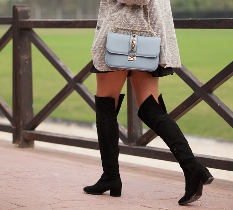 cd8ca5b13b Over The Knee Boots