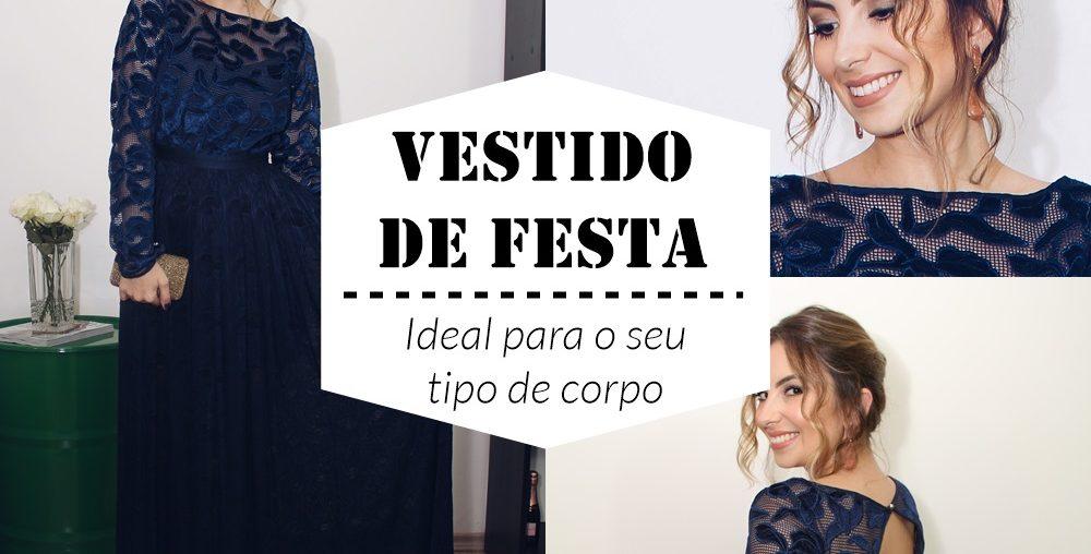 O Vestido De Festa Ideal Para O Seu Tipo De Corpo Van Duarte