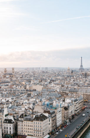 Por que Paris é a capital da moda?