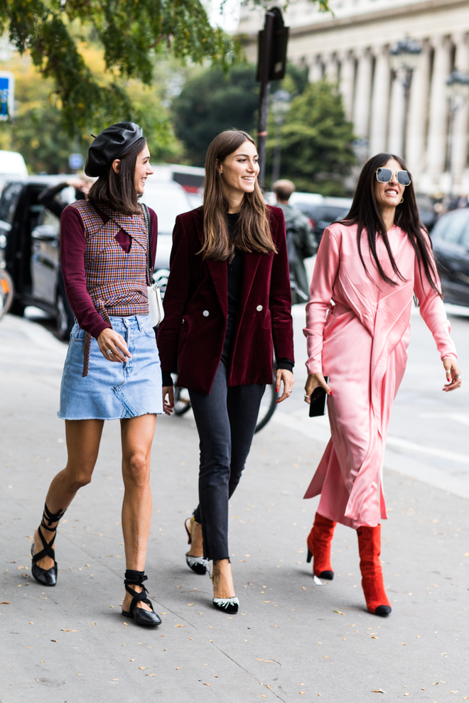 Street Style Paris Fashion Week Spring 2019